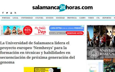 Salamanca 24 h